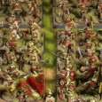 This image in bigger size. It´s done, finally. I painted a War of the Ring army for really a long time, now I am really fed up with Easterlings having... This image in bigger size. It´s done, finally. I painted a War of the Ring army for really a long...