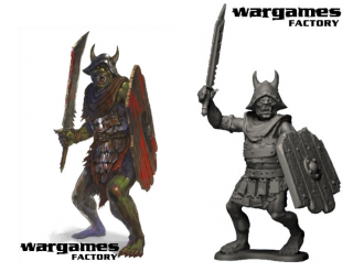 Orc Design by Wargames Factory