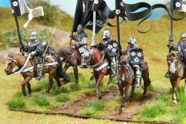 Frankfurt Heavy cavalry, painted by Tankred